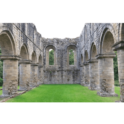 Walk the gorge: Walk Number 09 - Buildwas Abbey - 7 miles (~4hrs)